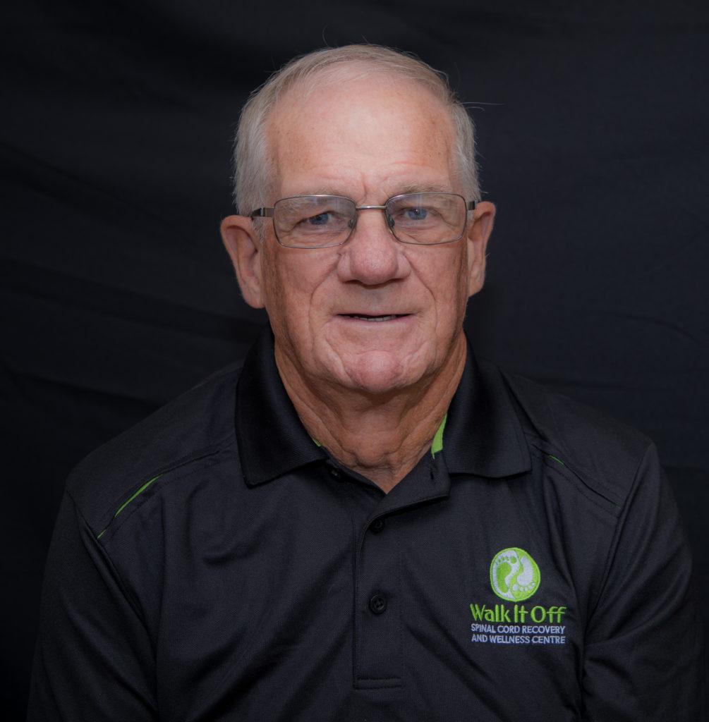 Wally Kemp - Walk It Off Board of Directores