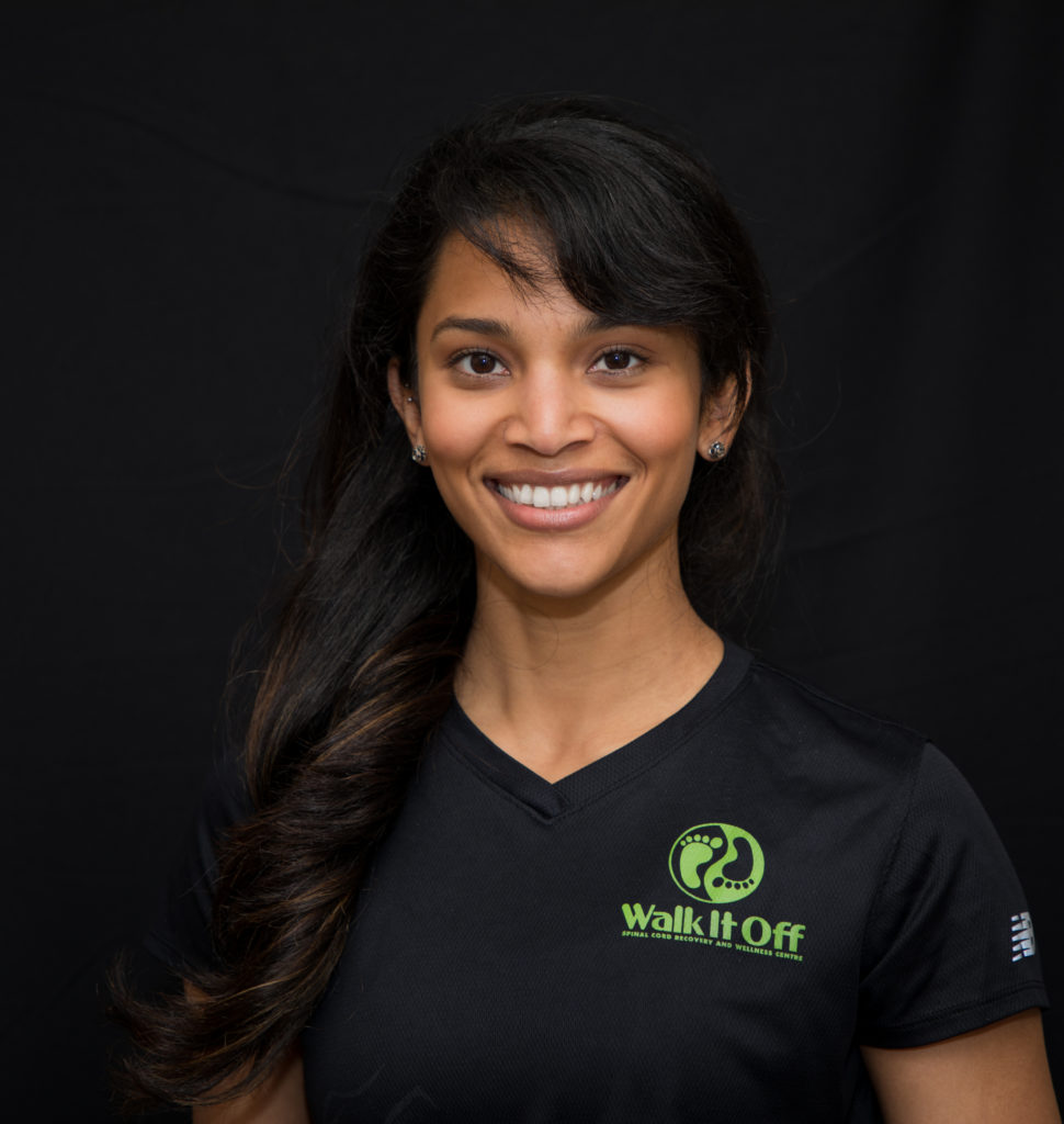 Sharisse Dukhu - Walk It Off Recovery